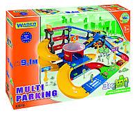 Детский конструкток-гараж с дорогой 9.1 м Kid Cars 3D Wader (вадер) 53070