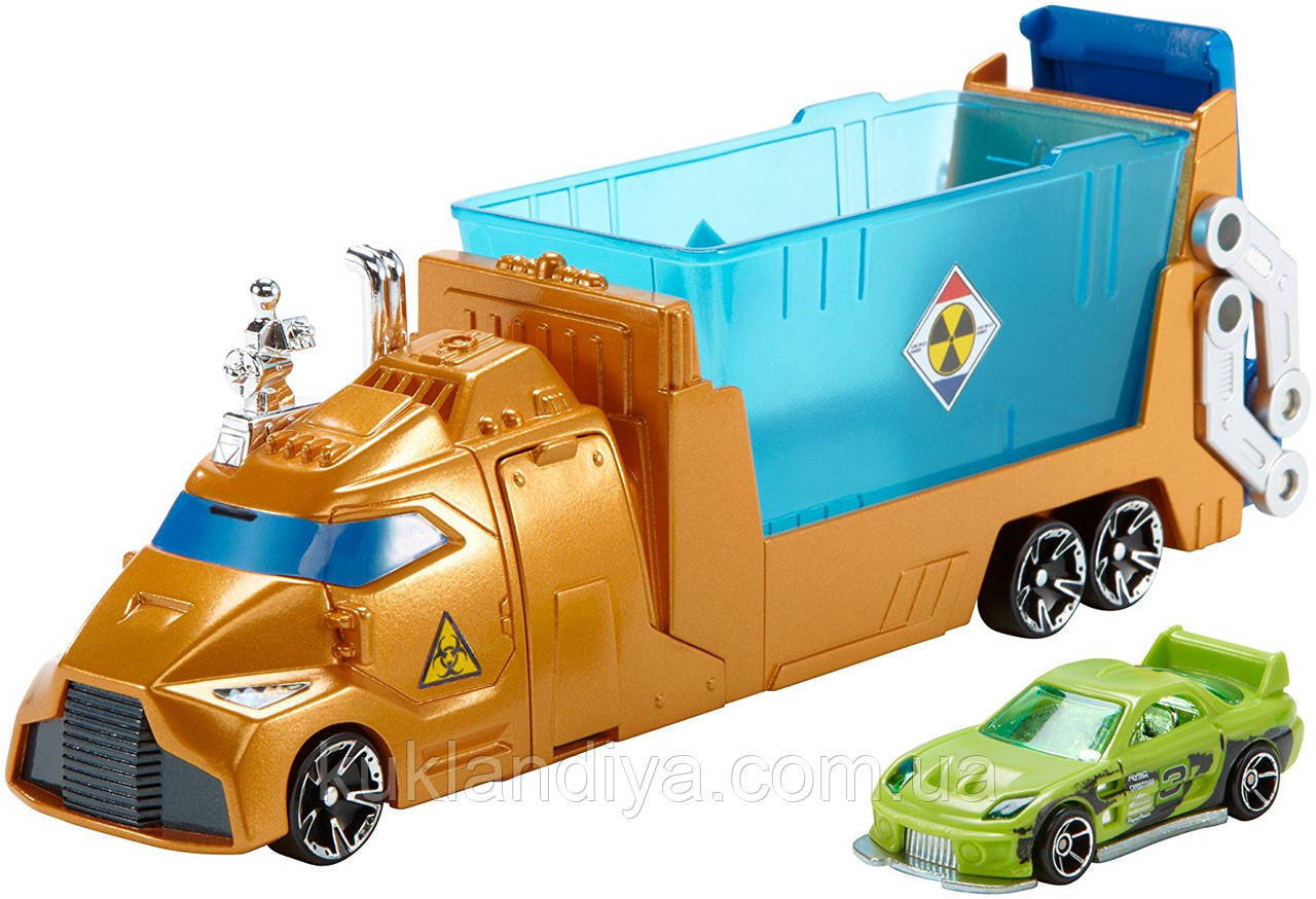 Hot Wheels «Транспорт Специального Назначения»