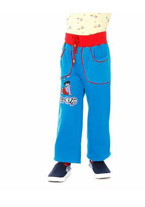 Детские спортивные штаны для девочек размер 116 BABY TR 102