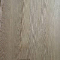 Мебельный щит ясень цельноламельный сорт А/В 38*600*2000-3000 мм