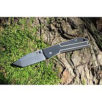 Нож складной Sanrenmu 7071LTF-GHV (сталь:Sandvik 12C27)