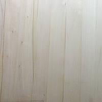 Мебельный щит липа цельноламельный сорт А/В 18*600*2000-3000 мм