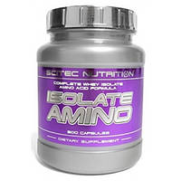 Аминокислоты Scitec Nutrition Isolate Amino (500 капсул.)