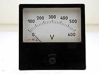 Вольтметр М42300 -0-600 В