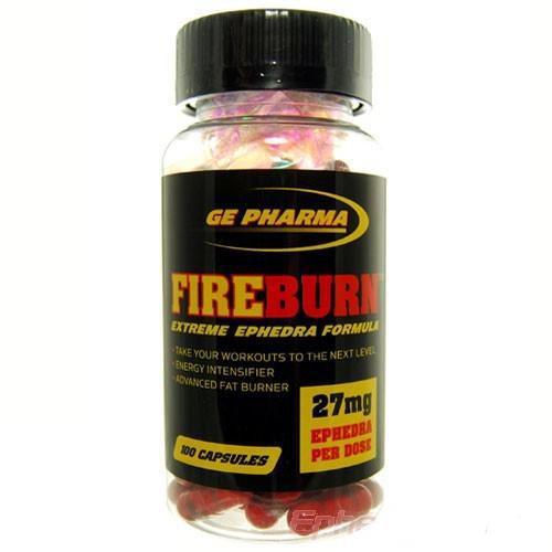 GE Pharma FireBurn 1 капс.