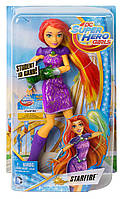 Кукла Старфаер DC Super Hero Girls / Starfire Action, фото 9