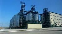 Строительсво маслоэстракционного завода, производство металлоконструкций