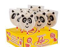 Леденцы на палочке Панда
