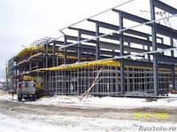 Изготовление металлоконструкций сварочные, монтажные работы