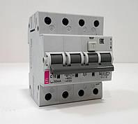 Диф.автомат KZS 4M 3p+N C 25/0.03 ЕТІМАТ