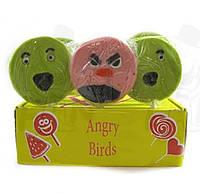 Леденцы на палочке Angry Birds