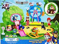 Игровой набор Парк развлечений (Щенячий патруль)