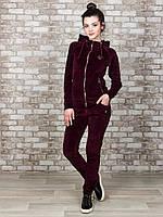 Спортивный костюм женский велюр 801-5