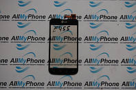 Сенсорный экран для мобильного телефона LG E455 Optimus L5 Dual SIM черный
