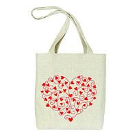 Набор для изготовления сумки с вышивкой ФМС-013