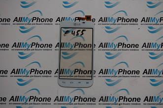 Сенсорный экран для LG E455 Optimus L5 Dual SIM white