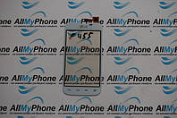 Сенсорный экран для мобильного телефона LG E455 Optimus L5 Dual SIM белый