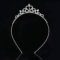 Свадебная диадема Корона