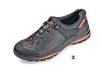 Мужские кожаные кроссовки ТМ Мида 11838