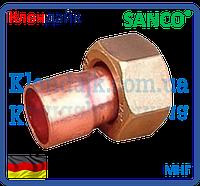SANCO Накидна гайка 15-3/4' ВР (батарейная)