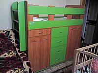 Шкаф кровать из экологического ДСП