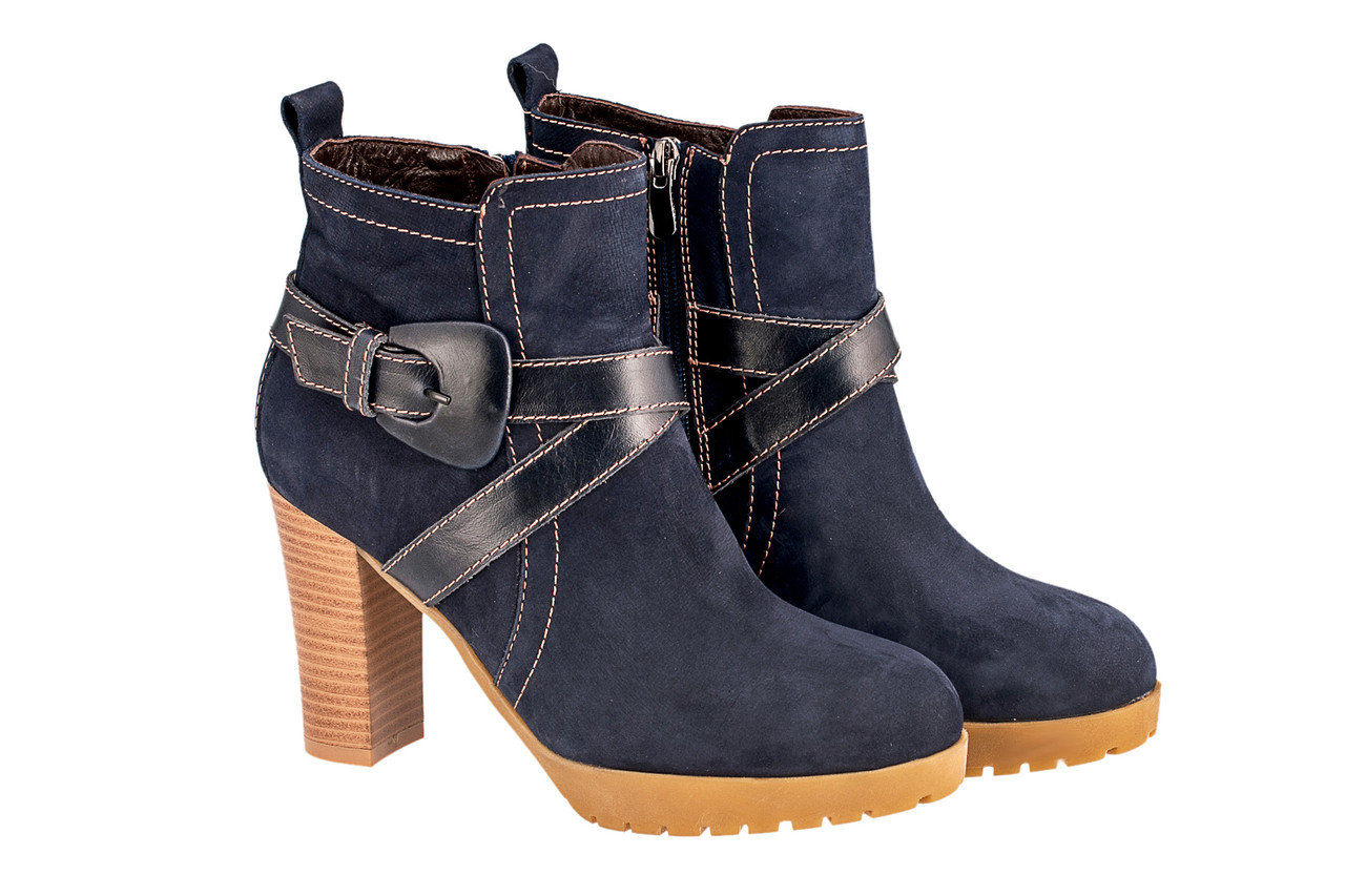 Ботинки Etor 1438-1088-1 синие
