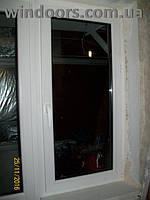 Окно в 5-этажке, профиль Rehau-70
