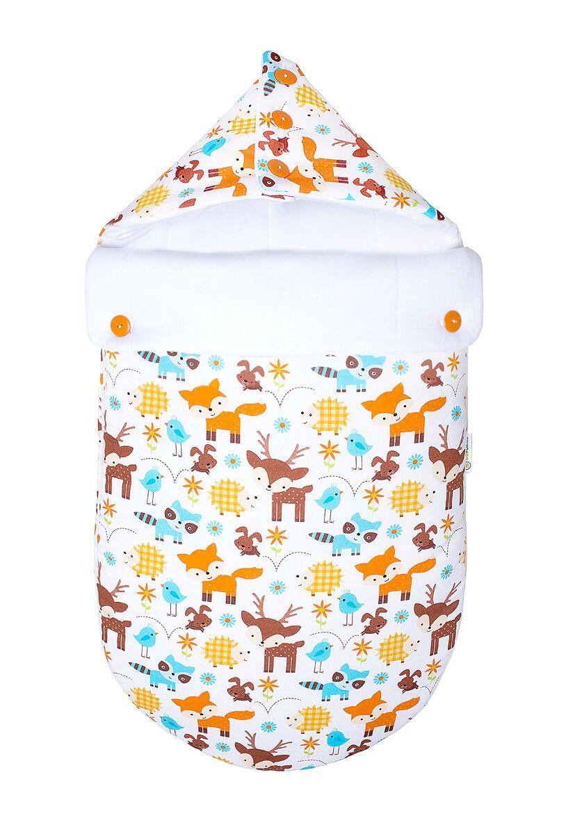 Демисезонный конверт-кокон для младенцев Deer, GoforKid