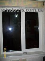 Окно на кухню в 5-этажке, профиль Rehau-70