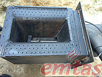 Горелка пеллетная (вулканическая) на котел EMTAS