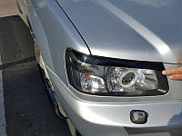 Накладки на фары Subaru Forester, Реснички Субару Форестер