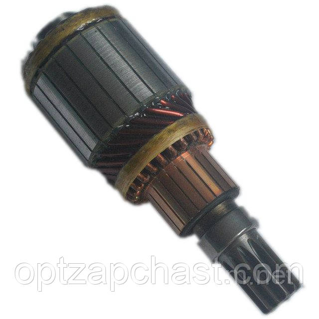 Якорь стартера редукторного (Чех) 12V 2,7КВт (7151542)