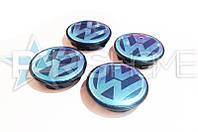 Колпачки в диски VW Оригинал 65/56мм