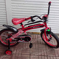 Детский велосипед Azimut F 16 дюймов