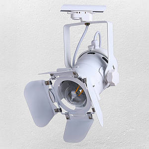 Прожектор трековый лофт  52-17 WH