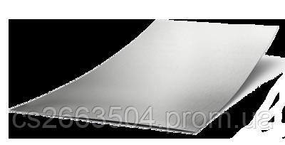 Гладкий лист оцинкованный (0,40мм толщина)