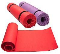 Коврик для йоги «COMFORT» 1800х600х8 (Однослойный)
