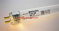 Лампа бактерицидная PHILIPS TUV 8W T5 G5 302мм (Польша), фото 1