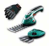 Ножницы аккумуляторные Bosch Isio III для травы и кустов