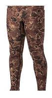 Лайкровые штаны для подводной охоты Mares Rash Guard Camo Brown