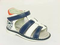 Летняя детская ортопедическая обувь босоножки Шалунишка:5689,р.21(13,5 см)