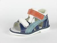 Летняя детская ортопедическая обувь сандали :5696,р.20(13 см)
