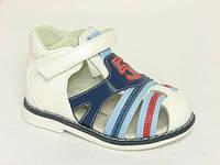 Летняя детская ортопедическая обувь Шалунишка:5704,р.20(12,7 см)