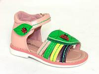 Летняя детская ортопедическая обувь Шалунишка в розницу:5719,р.20