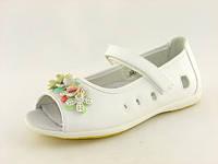 Летние детские туфли:5604,р.26,29,30