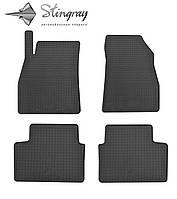 Автомобильные коврики Opel Insignia  2009- Комплект из 4-х ковриков Черный в салон. Доставка по всей Украине. Оплата при получении