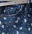 Детские джинсы skinny на девочку в сердечки C&A Германия Размер 116, фото 3