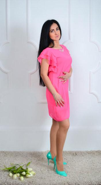 """Платье шифоновый """"Успех"""" - Купить платье, женская одежда NATALI в Хмельницком"""