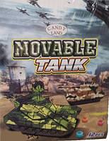 Игрушка Танк с конфетами