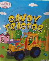 Игрушка с конфетами Трактор